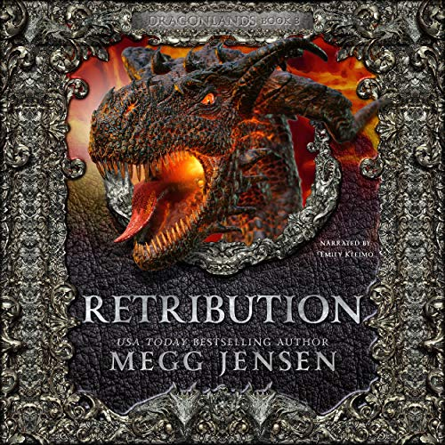 Retribution  By  cover art