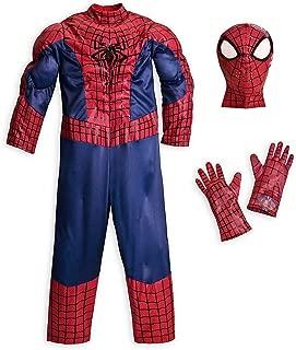 Store Deluxe Amazing Spiderman Spider Man Costume Halloween XXS 2 2T