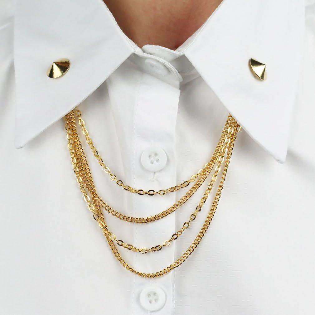 Evelots - Broche para Cuello de Camisa