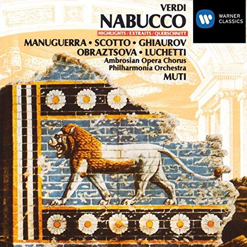 Nabucco (1986 Remastered Version), Part IV: Va! La palma del martirio