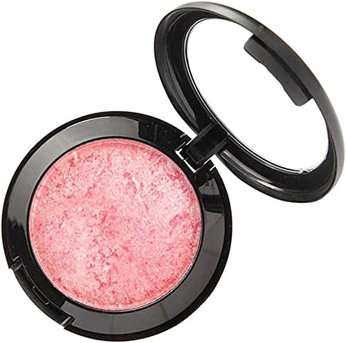 new arrival Mallofusa sale Baked Blush Palette Makeup Blushes Powder outlet online sale With Brush 0.26 oz (#3) online sale