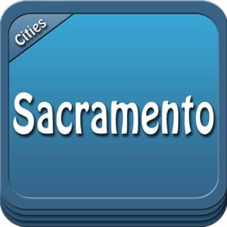 Sacramento Offline Map Travel Guide (Kindle Tablet Edition)