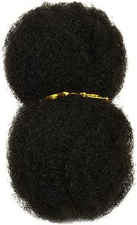 Tight Afro Kinky Bulk for Braiding 6-8