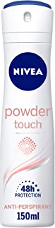 NIVEA Powder Touch, Antiperspirant for Women, Spray 150ml