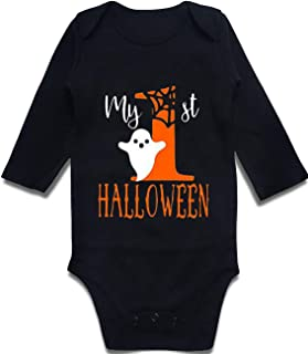 Baby Boys Girls Romper Cotton Bodysuits Infant Funny Layette Jumpsuit Outfits for 0-12 Months