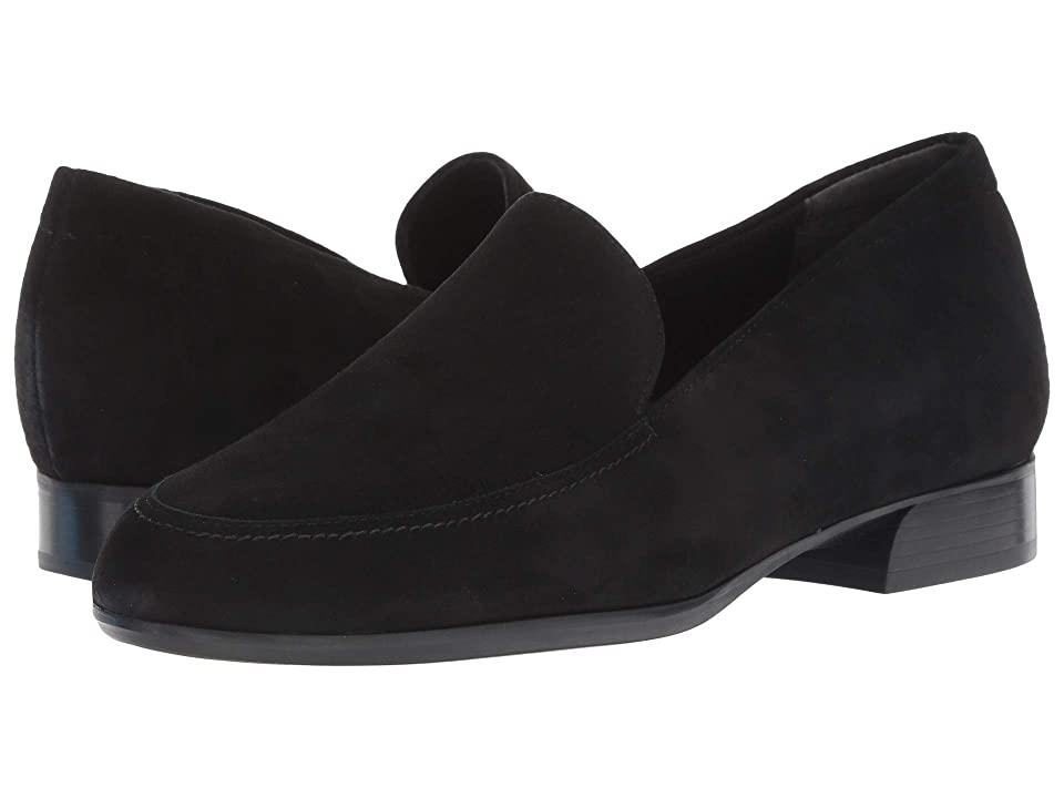 Munro Harrison (Black Suede) Women