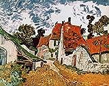 Vincent Van Gogh – Village Street in Auvers 1890 Vincent