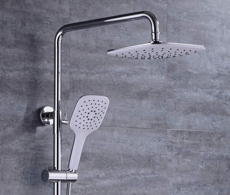 LHW Shower Set chset, Handbrause, Dusche, Mehrzweckdusche, Kupferdusche, Wanddusche