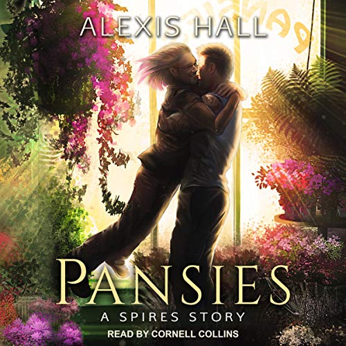 Pansies cover art
