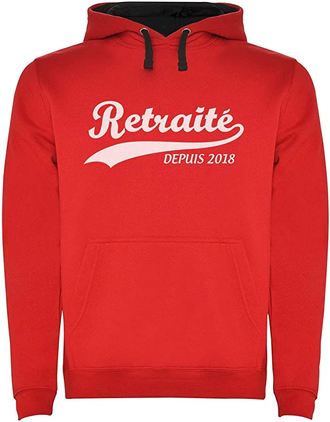 2021 Retraite depuis 2021 Cadeau de retraite du Sweatshirt
