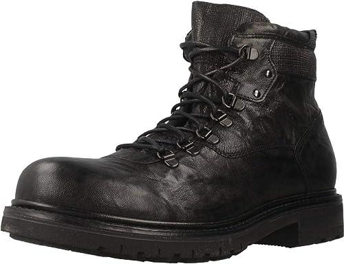 botas para Hombre, Color negro, Marca negro GIARDINI, Modelo botas para Hombre negro GIARDINI A800650U negro