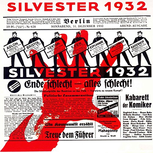 Silvester 1932 audiobook cover art