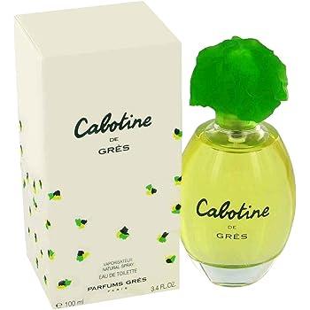 Cabotine By Parfums Gres For Women. Eau De Toilette Spray 3.4 Ounces