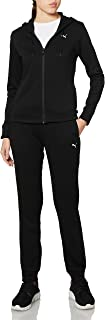 PUMA Classic Hooded Sweat Suit Fl Chándal Mujer