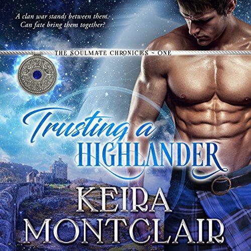 Trusting a Highlander audiobook cover art