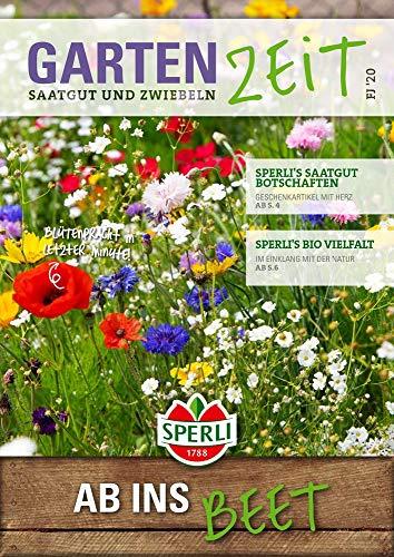 Sperli-Samen Katalog Gartenzeit 2019