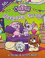 Cutetitos Sleepover Party!: A Sticker and Activity Book