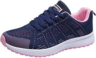 Scarpe da Ginnastica Uomo Donna Sportive Corsa Trail Running Sneakers Fitness Casual Basse Trekking Estive Running All'Ape...