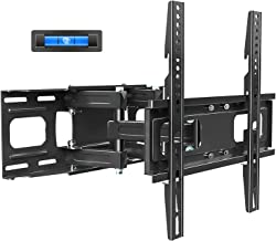 KDG Full Motion TV Wall Mount with Height Setting, TV Mount Bracket for Most 32-65 Inch LED LCD 4K Flat Screen Curved TV, ...