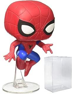 Marvel: Amazing Spider-Man Collectors Corps Exclusive Funko Pop! Vinyl Figure (Includes Compatible Pop Box Protector Case)