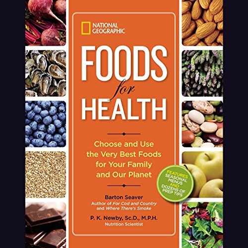 National Geographic Foods for Health copertina