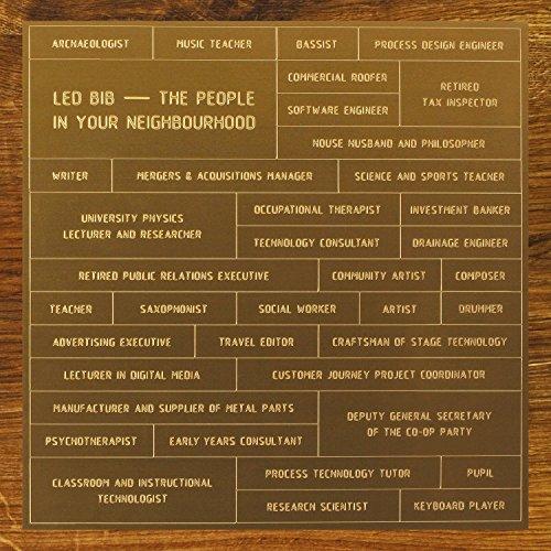 The People In Your Neighbourhood