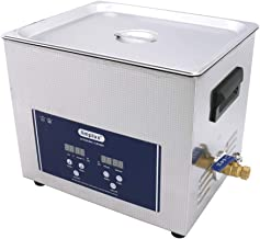 Limplus 10liter Ultrasonic Cleaner Bath 40kHz 30cm Long with Drainage