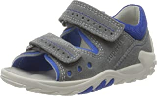 Superfit FLOW, Sandales, Gris clair bleu, 26 EU