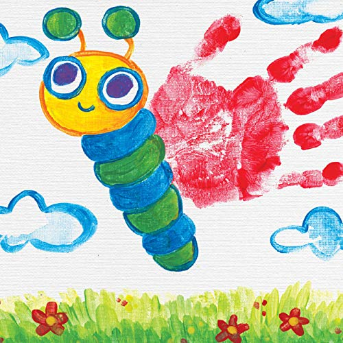 Crayola Washable Kids Paint, Pack of 10