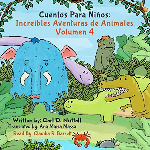 Cuentos Para Niños [Stories for Children] audiobook cover art