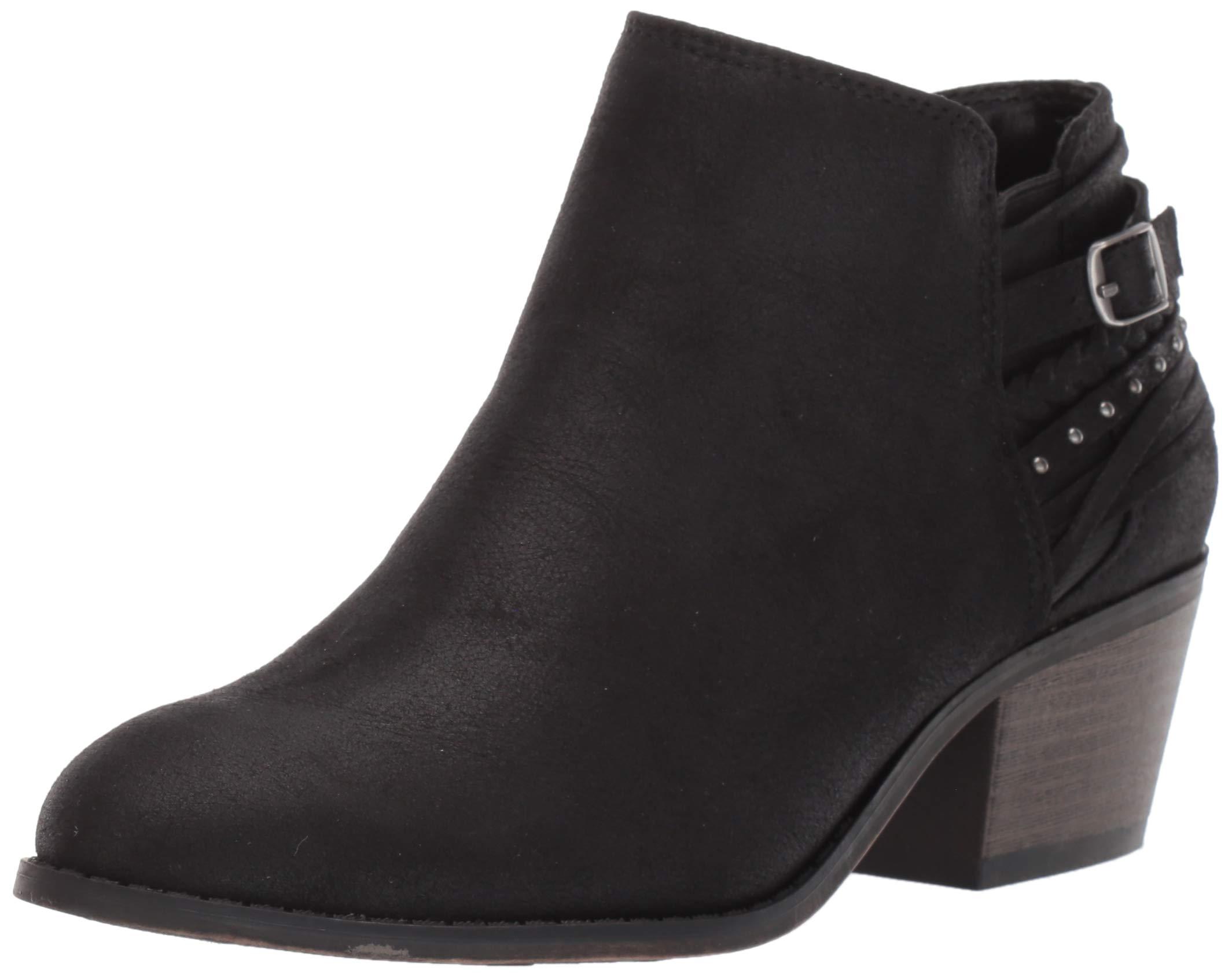 Fergalicious Womens Brawn Ankle Black