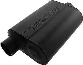 Flowmaster 953046 Super 40 Muffler - 3.00 Offset IN / 3.00 Center OUT - Aggressive Sound