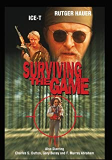 surviving the game vhs