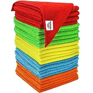S & T Microfiber Cleaning Cloths (B0772WKW5M) | Amazon price tracker / tracking, Amazon price history charts, Amazon price watches, Amazon price drop alerts