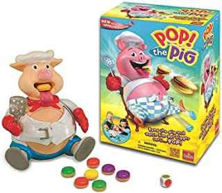 Goliath Games LLC 30546 Pop The Pig, 30546