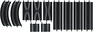 Carrera GO!!! Extension Set #2 - 11 Piece Track Expansion Accessory Pack - For Use With 1:43 Scale GO!!! and Digital143 Slot Car Racetrack Systems