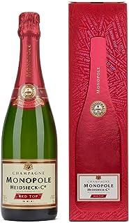 Heidsieck & Co. Monopole Red Top Sec Champagner mit Geschenkverpackung 1 x 0.75 l