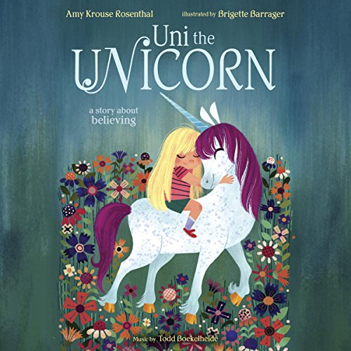 Uni the Unicorn audiobook cover art