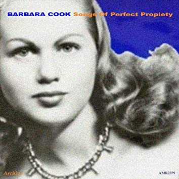 Songs of Perfect Propiety