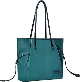 Womens Large Laptop Tote Bag - U+U Lightweight Top Handle Shoulder Bag Handbag Hobo bag Satchel Purse(2019 Version)