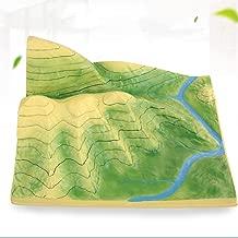 Viur Contour Model Landform Model Geography Teaching Instrument Topographic Map Interpretation Model