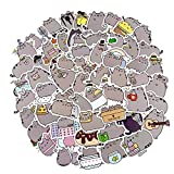 YUNDD Kreative Nette Selbstgemachte Fat Cat Sticker Scrapbooking Aufkleber/DIY Craft Fotoalben...