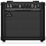 Behringer Ultratone KT108 Ultra-Compact 15-Watt Keyboard Amplifier,Black