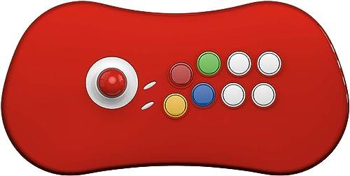 SNK Neogeo Arcade Stick Pro Red Silicone Cover - Neo Geo Pocket
