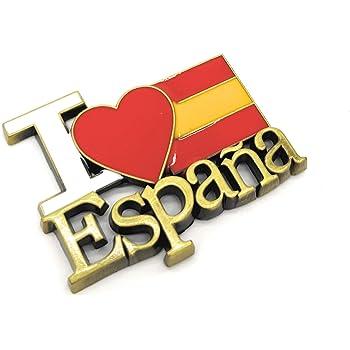 MovilCom® - iman Nevera| Figuras magneticas | imanes Nevera Personalizados de España | diseño Exclusivo Recuerdo de España (Mod.001): Amazon.es: Hogar