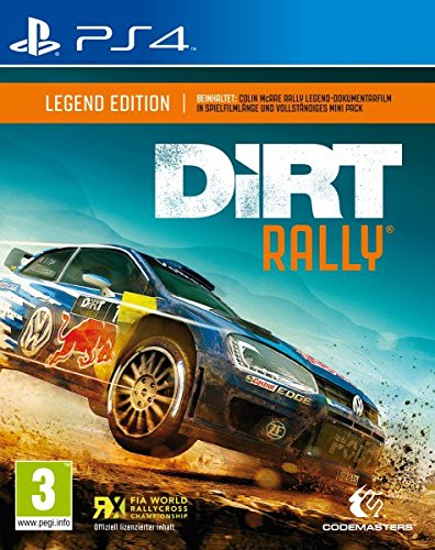 DiRT Rally Legend Edition (PS4) AT-PEGI