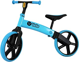 Yvolution Y Velo Senior Balance Bike for Kids | No Pedals Training Bicycle Ages 3 to 5 Years Old