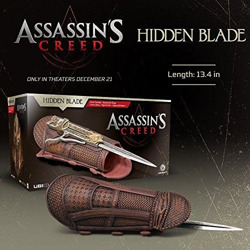Price comparison product image Ubisoft Assassin's Creed Movie Hidden Blade Costume