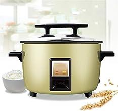 Commerciële rijstkoker for stomen, automatisch koken, makkelijk schoon, perfecte keuken, automatische non-stick rijstkoke...
