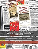 Al Foss, American Fork & Hoe Company, and True Temper Corp. Ephemera 1900-1950s: Advertisements and...